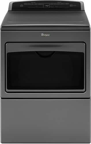 Best Buy Weekly Ad: Whirlpool - 7.4 cu. ft. 26-Cycle Electric Dryer for $629.99