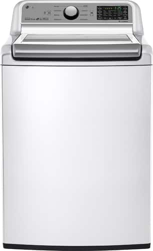 Best Buy Weekly Ad: LG - 5.0 cu. ft. 8-Cycle Washer for $719.99