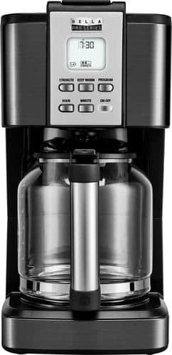 Best Buy Weekly Ad: Bella Pro Series 14-Cup Coffee Maker for $39.99