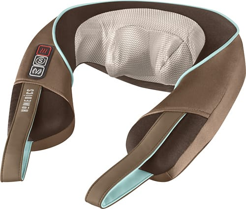 Best Buy Weekly Ad: HoMedics Shiatsu Neck and Shoulder Massager with Heat for $29.99
