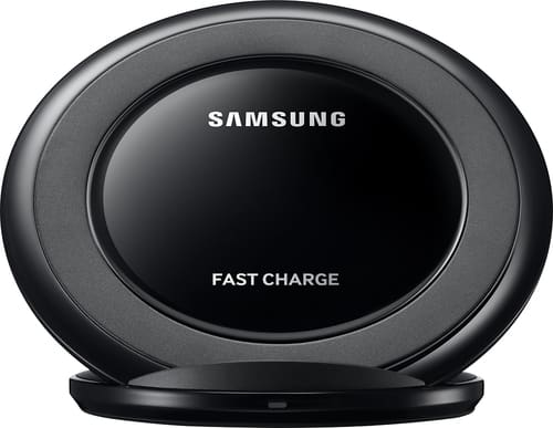 Best Buy Weekly Ad: Samsung Fast Charge Wireless Charging Stand - Black for $39.99