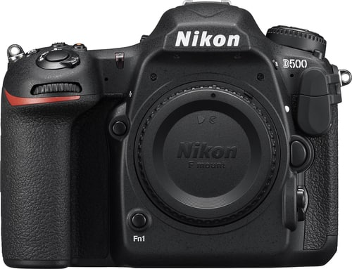 Best Buy Weekly Ad: Nikon D500 DSLR Camera Body for $1,899.99