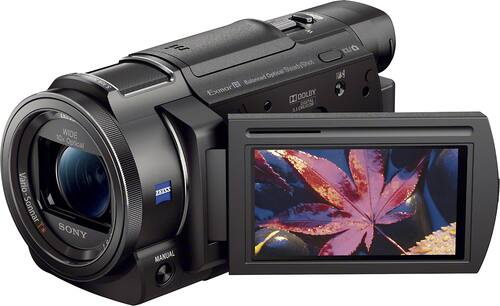 Best Buy Weekly Ad: Sony FDR-AX33 4K Camcorder for $749.99