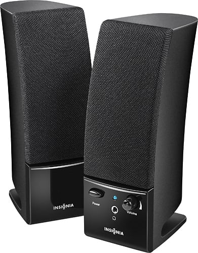 Best Buy Weekly Ad: Insignia 2.0 Stereo Computer Speaker for $9.99