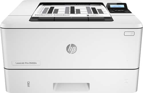 Best Buy Weekly Ad: HP LaserJet Pro M402n Printer for $169.99