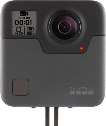 Best Buy Weekly Ad: GoPro Fusion for $699.99