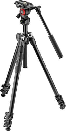 Best Buy Weekly Ad: Manfrotto Fluid Video Tripod for $149.99