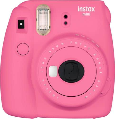 Best Buy Weekly Ad: Fujifilm instax mini 9 Instant Print Camera for $69.99