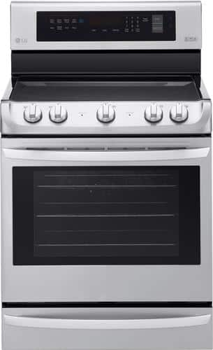 Best Buy Weekly Ad: 6.3 cu. ft. Electric Convection Range for $999.99