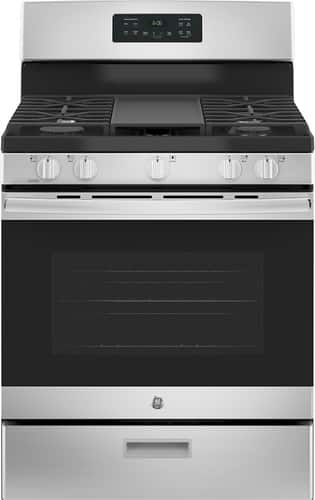 Best Buy Weekly Ad: 5.0 cu. ft. Gas Range for $539.99