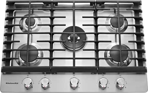 "Best Buy Weekly Ad: KitchenAid - 30"" Built-in Gas Cooktop for $999.99"