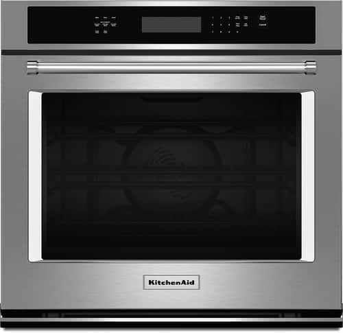 "Best Buy Weekly Ad: KitchenAid - 30"" Built-in Single Electric Convection Wall Oven for $1,899.99"