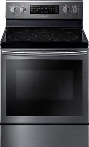 Best Buy Weekly Ad: Samsung - 5.9 cu. ft. Electric Convection Range for $799.99