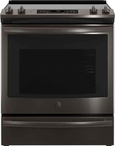 Best Buy Weekly Ad: GE - 5.3 cu. ft. Slide-In Electric Convection Range for $1,199.99