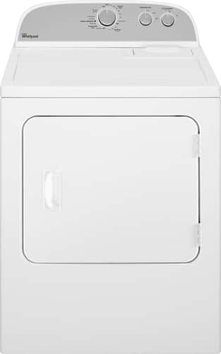 Best Buy Weekly Ad: Whirlpool - 7.0 cu. ft. 14-Cycle Electric Dryer for $349.99
