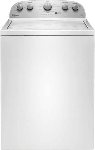 Best Buy Weekly Ad: Whirlpool - 3.5 cu. ft. 12-Cycle Washer for $349.99