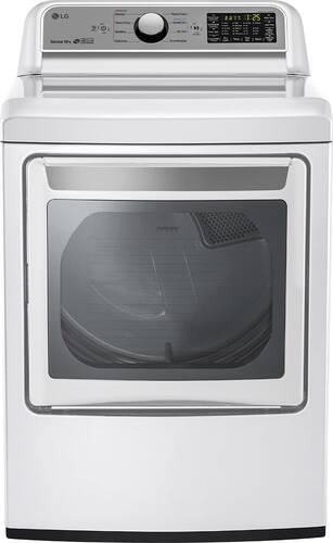 Best Buy Weekly Ad: LG - 7.3 cu. ft. 9-Cycle Electric Dryer for $649.99