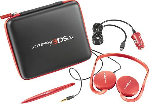 Best Buy Weekly Ad: Insignia Starter Kit for Nintendo New 3DS XL, 3DS XL, 3DS and 2DS - Multi for $14.99