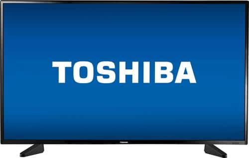 """Best Buy Weekly Ad: Toshiba 49"""" Class LED 1080p HDTV for $249.99"""