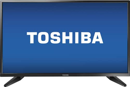 "Best Buy Weekly Ad: Toshiba 32"" Class LED 720p HDTV for $119.99"