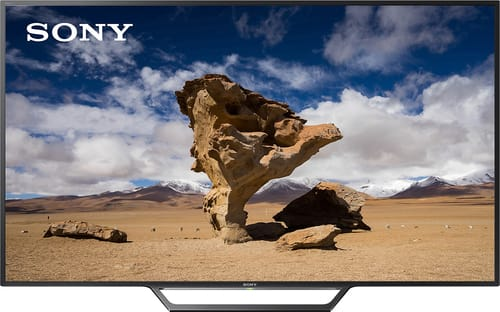 "Best Buy Weekly Ad: Sony 40"" Class LED 1080p Smart HDTV for $349.99"