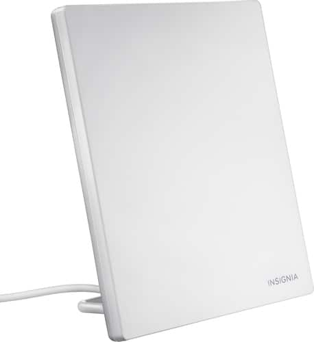 Best Buy Weekly Ad: Insignia Multidirectional HDTV Antenna - White for $21.99