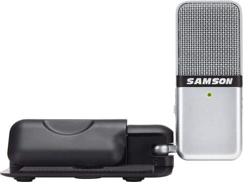 Best Buy Weekly Ad: Samson Go Mic Portable USB Microphone for $29.99