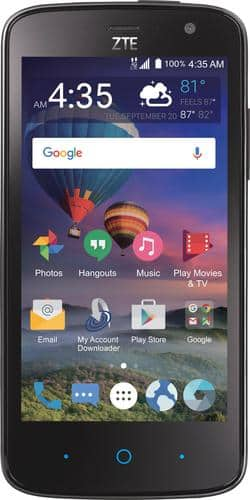 Best Buy Weekly Ad: Simple Mobile ZTE Majesty Pro for $19.99