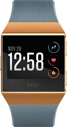 Best Buy Weekly Ad: Fitbit Ionic - Burnt orange/slate blue for $299.95