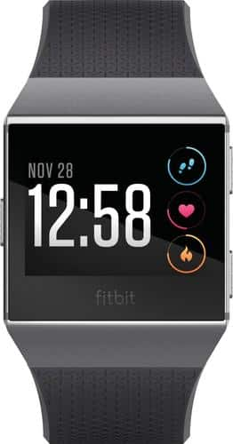 Best Buy Weekly Ad: Fitbit Ionic - Charcoal/Smoke Gray for $299.95