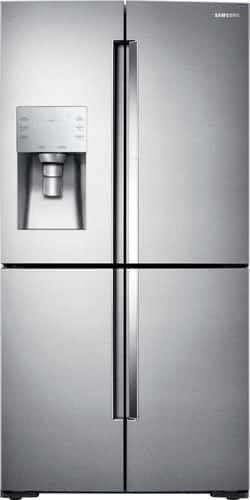 Best Buy Weekly Ad: Samsung - Showcase 27.8 cu. ft. Stainless Steel 4-Door Flex French Door Refrigerator for $2,799.99