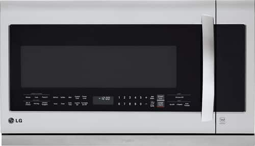 Best Buy Weekly Ad: LG - 2.2 cu. ft. Over-the-Range Microwave for $389.99
