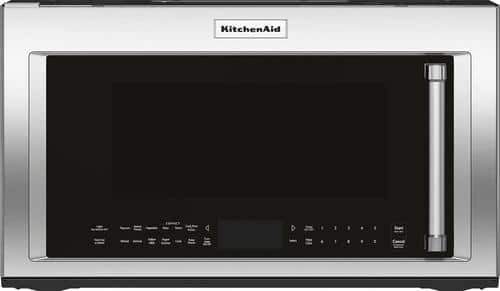 Best Buy Weekly Ad: KitchenAid - 1.9 cu. ft. Over-the-Range Convection Microwave for $499.99