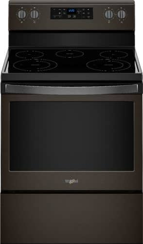 Best Buy Weekly Ad: Whirlpool - 5.3 cu. ft. Electric Range for $629.99