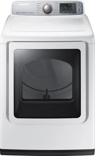 Best Buy Weekly Ad: Samsung - 7.4 cu. ft. 11-Cycle Electric Dryer with Steam for $549.99