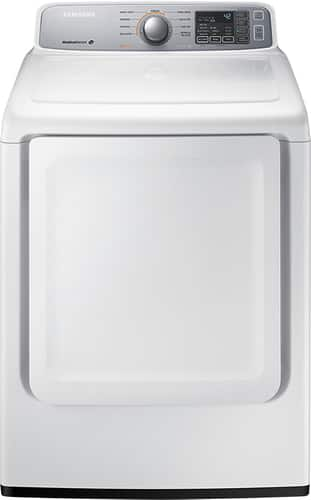 Best Buy Weekly Ad: Samsung - 7.4 cu. ft. 9-Cycle Electric Dryer for $479.99