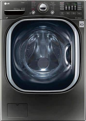 Best Buy Weekly Ad: LG - 4.5 cu. ft. 14-Cycle Front-Loading Washer for $899.99