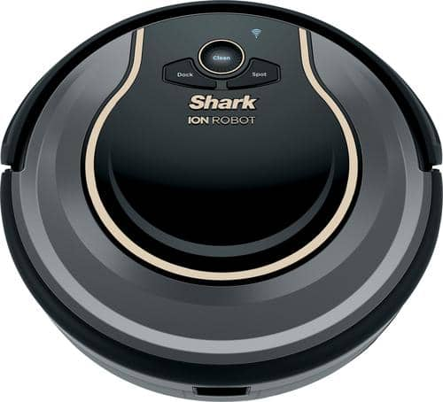 Best Buy Weekly Ad: Shark Ion Robot 750 Wi-Fi Connected Robot Vacuum for $349.99