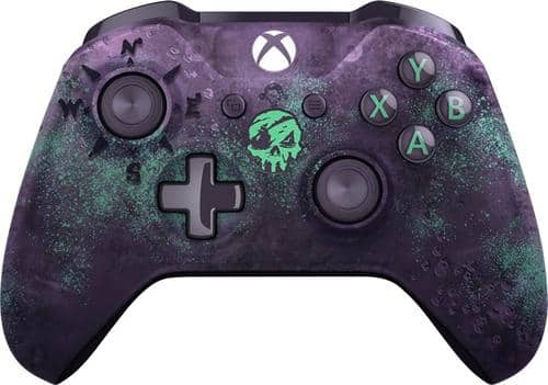 Best Buy Weekly Ad: Microsoft Xbox Wireless Controller - Sea of Thieves Limited Edition for $74.99