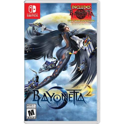 Best Buy Weekly Ad: Bayonetta 2 - NS for $59.99