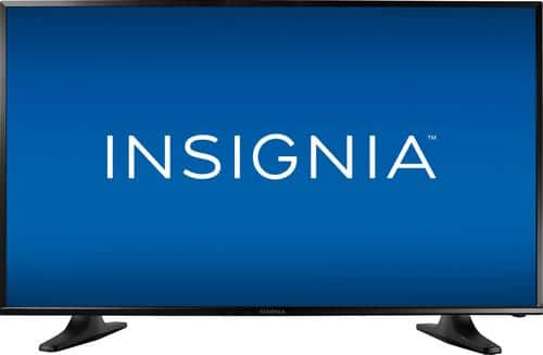 """Best Buy Weekly Ad: Insignia - 49"""" Class LED 1080p HDTV for $249.99"""