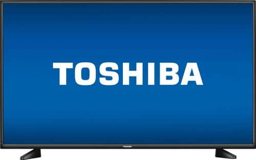 """Best Buy Weekly Ad: Toshiba - 55"""" Class LED 1080p HDTV for $279.99"""
