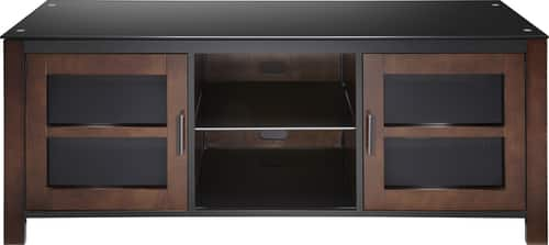 "Best Buy Weekly Ad: Insignia TV Stand for Most Flat-Panel TVs Up to 70"" for $299.00"