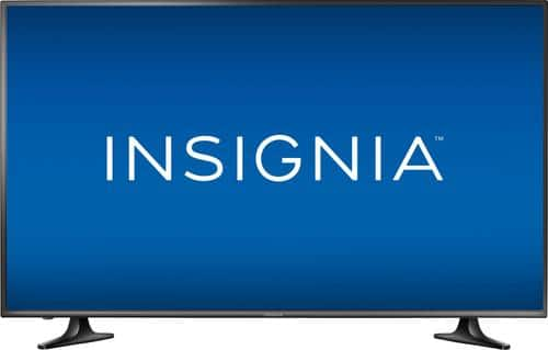 "Best Buy Weekly Ad: Insignia - 55"" Class LED 1080p HDTV for $329.99"