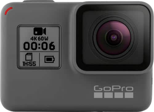 Best Buy Weekly Ad: GoPro HERO6 Black for $399.99