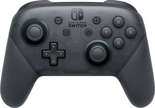 Best Buy Weekly Ad: Nintendo - Pro Wireless Controller for Nintendo Switch for $69.99