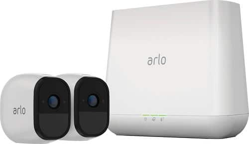 Best Buy Weekly Ad: Arlo Pro Indoor/Outdoor HD Wire-Free 2-Cam. Kit for $369.99