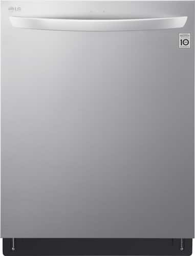 Best Buy Weekly Ad: LG - 9-Cycle Dishwasher with QuadWash and EasyRack Plus for $649.99