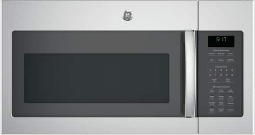 Best Buy Weekly Ad: GE - 1.7 cu. ft. Over-the-Range Microwave for $269.99