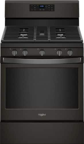 Best Buy Weekly Ad: Whirlpool - 5.0 cu. ft. Gas Range for $679.99